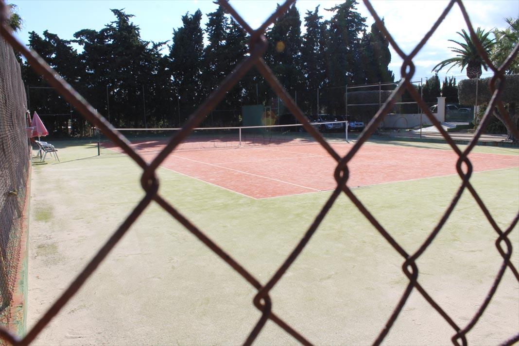 tennis benidorm soft court number 1
