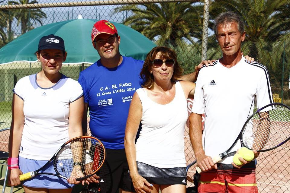 Tennis Benidorm tournament