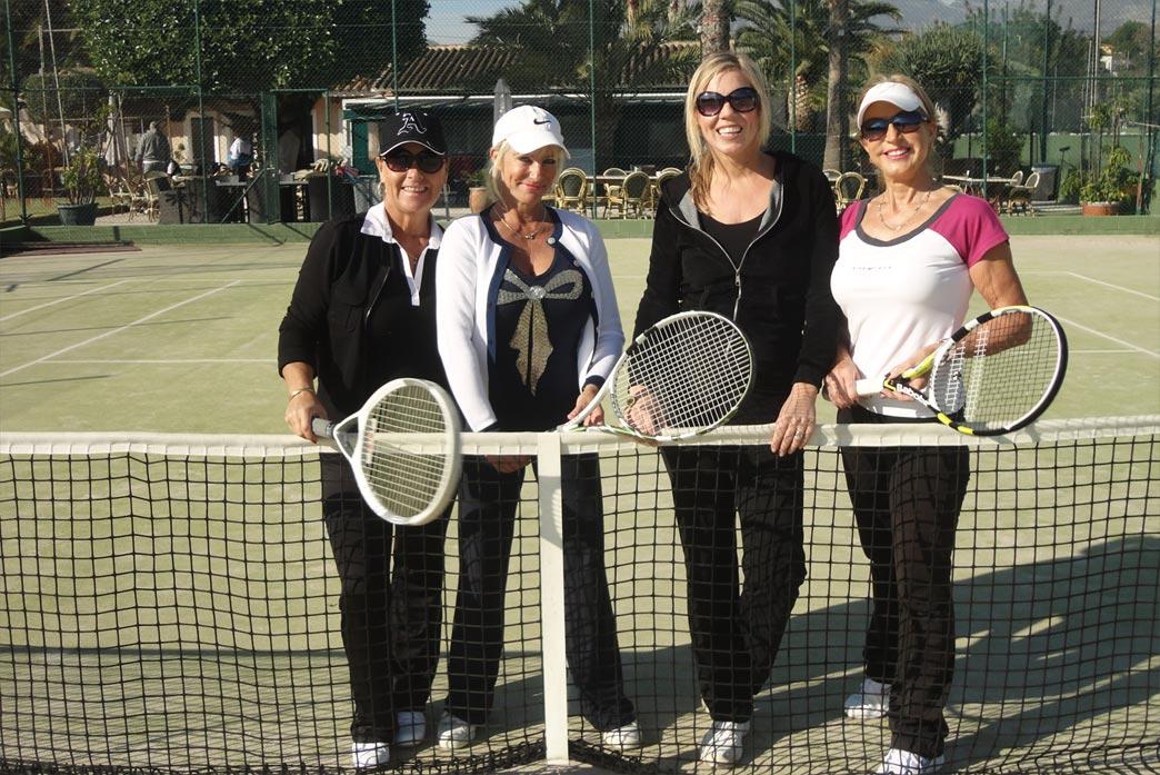 social tennis tennis benidorm finca guila