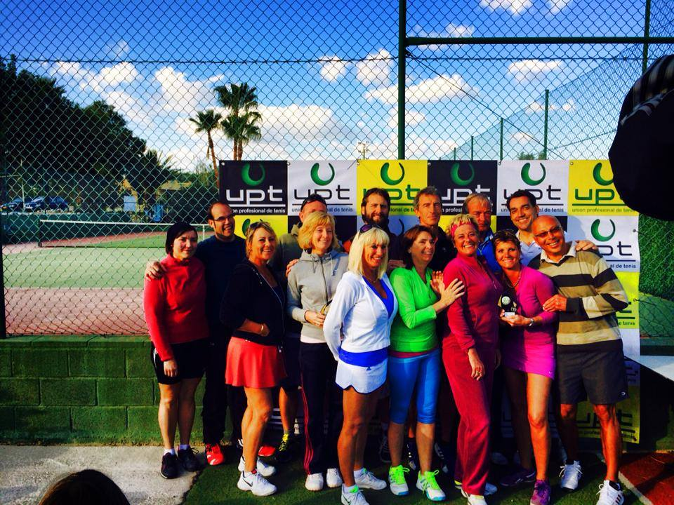 upt tournament, tennis benidorm