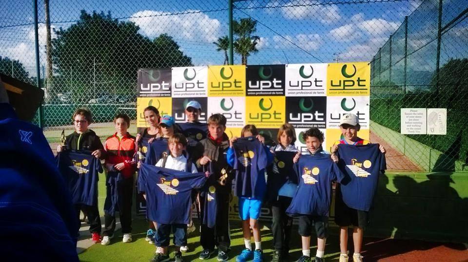 kids tournament benidorm tennis