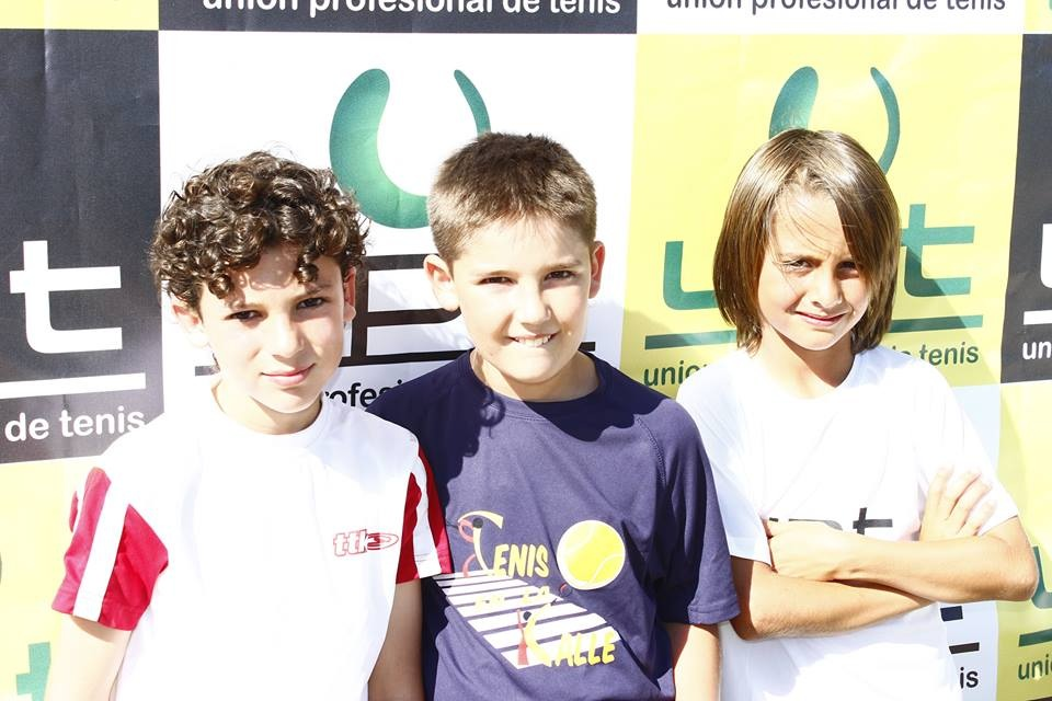 kids tournament tennis benidorm